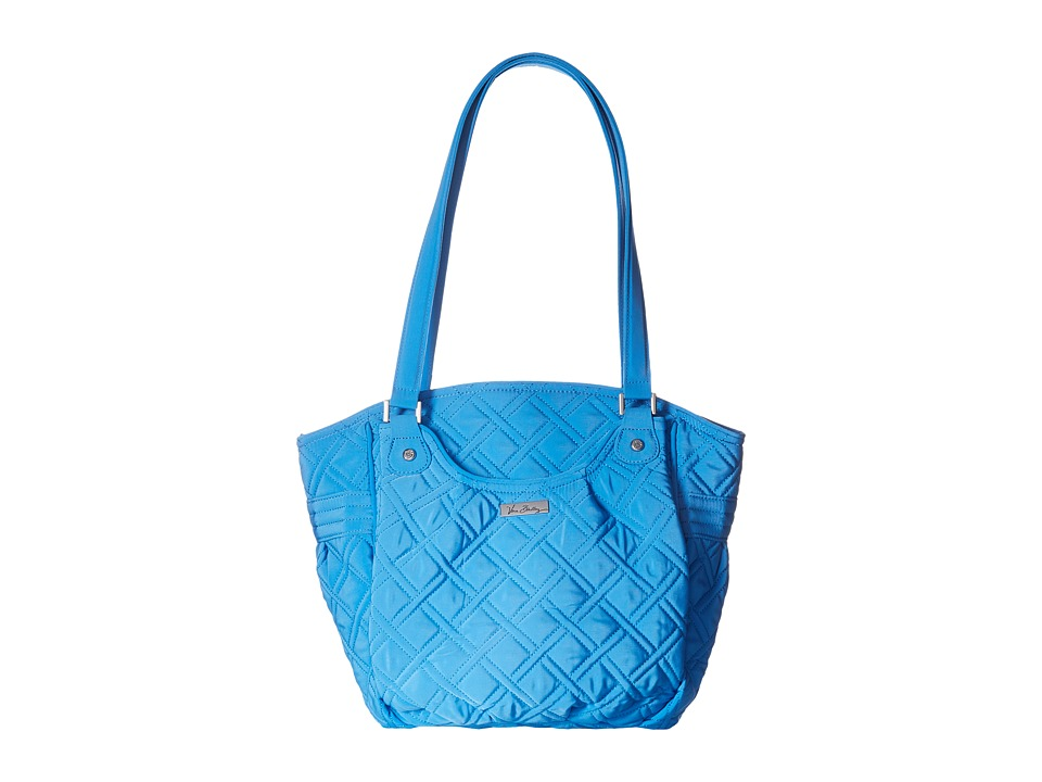 Vera Bradley - Glenna (Coastal Blue) Tote Handbags