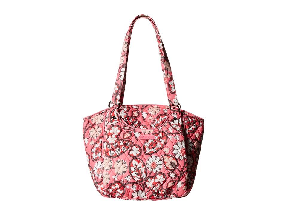 Vera Bradley - Glenna (Blush Pink) Tote Handbags