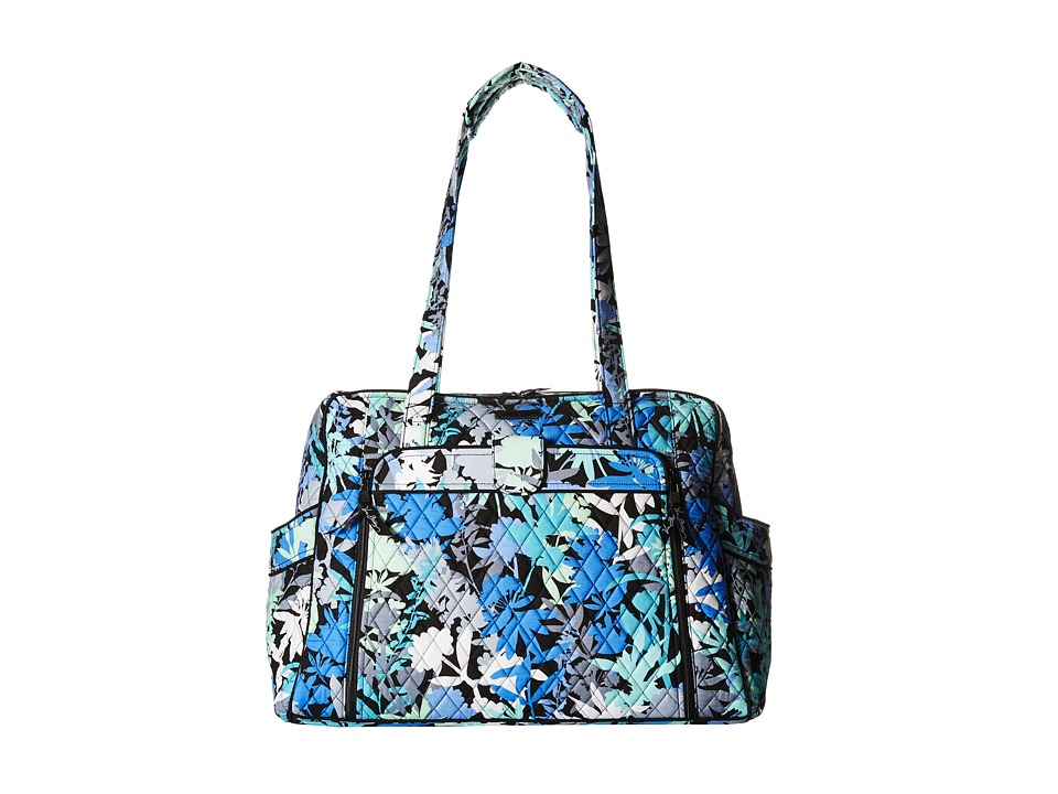 Vera Bradley - Large Stroll Around Baby Bag (Camofloral) Bags