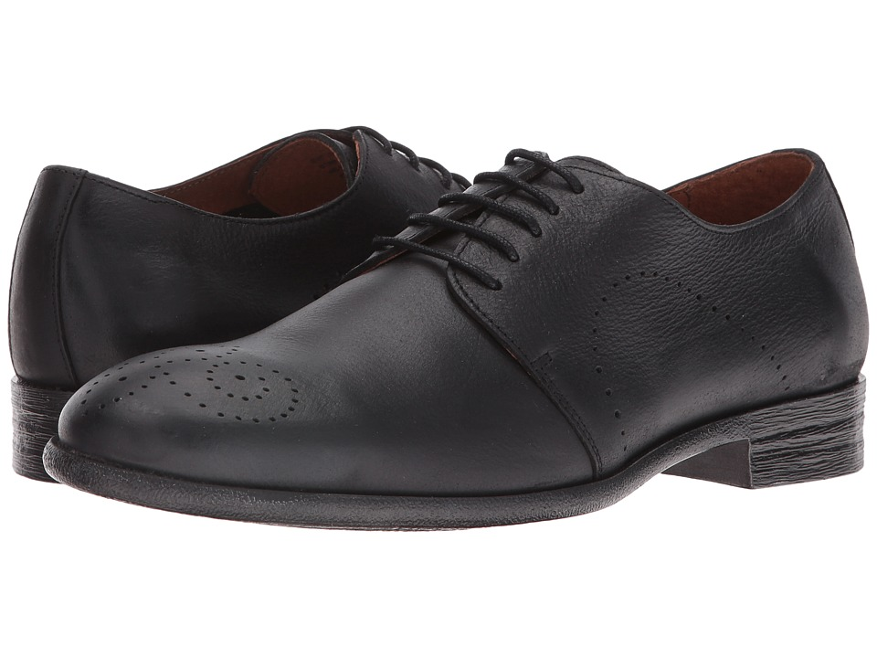 Robert Wayne - Utah (Black) Men's Shoes
