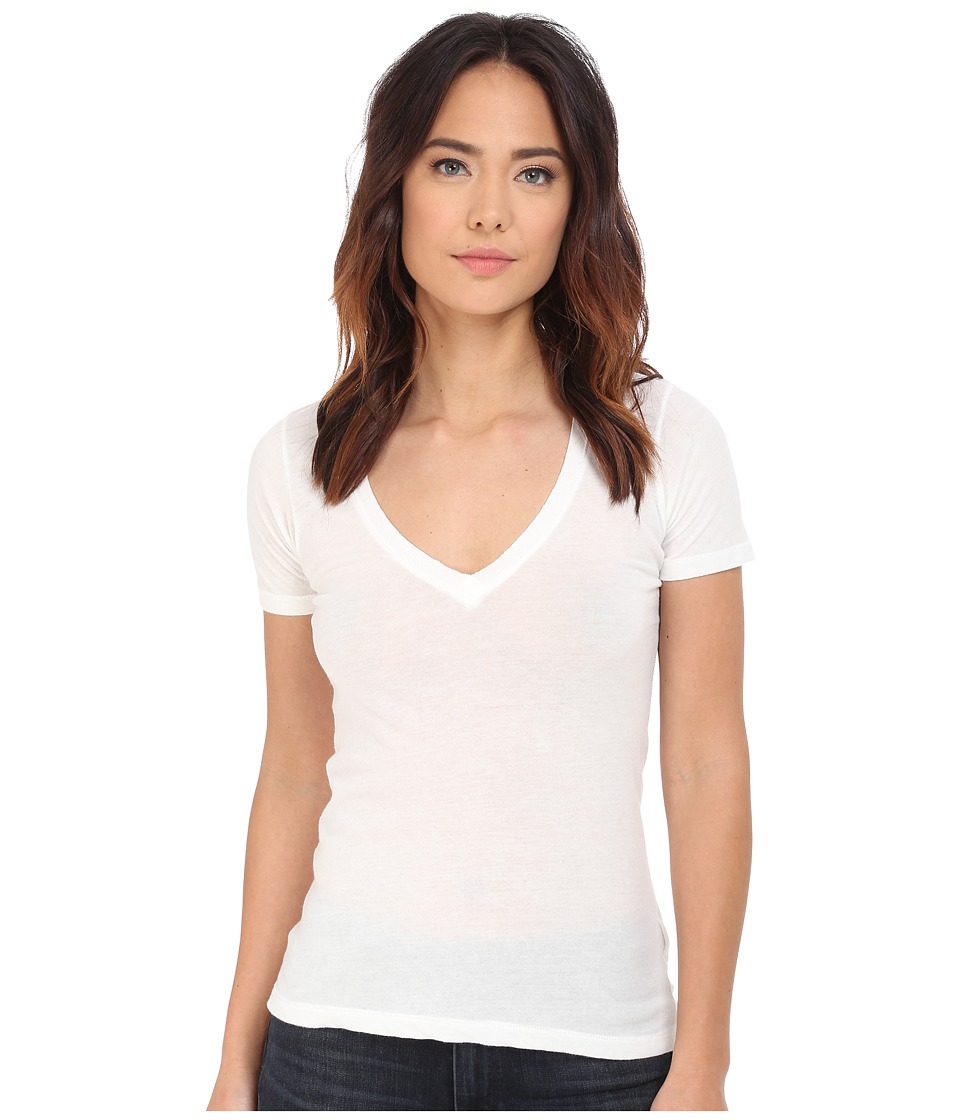 Free People - Cake Tee (Ivory) Women's T Shirt