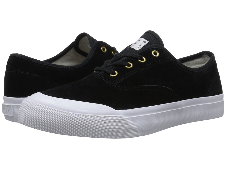 HUF - Cromer (Black) Men's Skate Shoes
