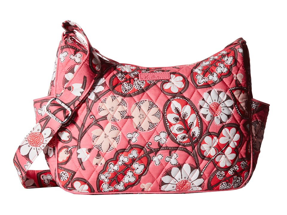 Vera Bradley - On the Go (Blush Pink) Cross Body Handbags