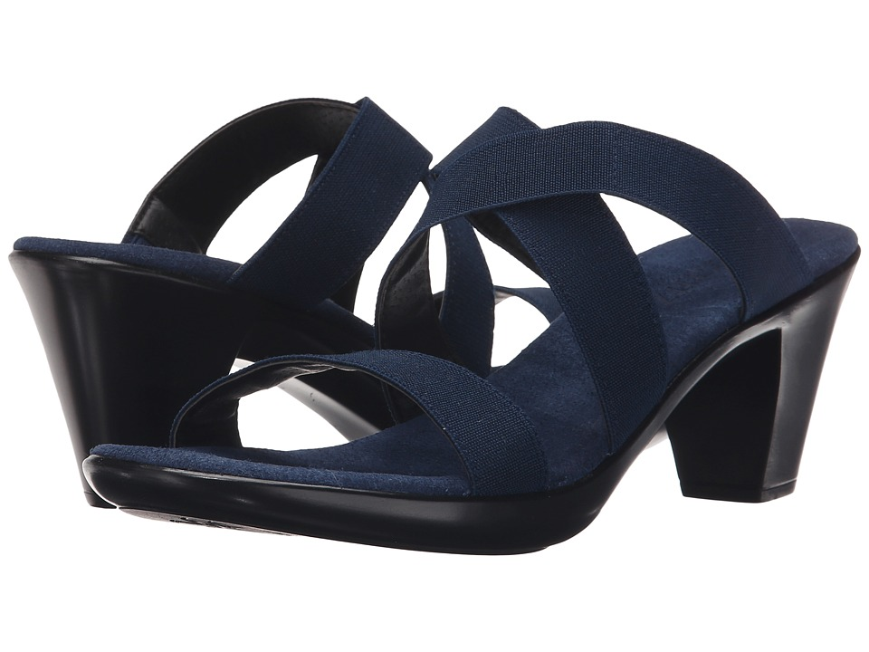 Vivanz - Olivia (Navy) High Heels