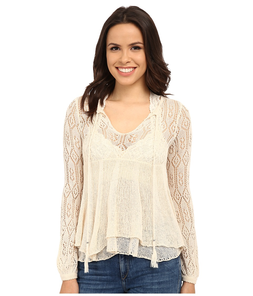 Free People - Angel Days Pullover (Antique Combo) Women
