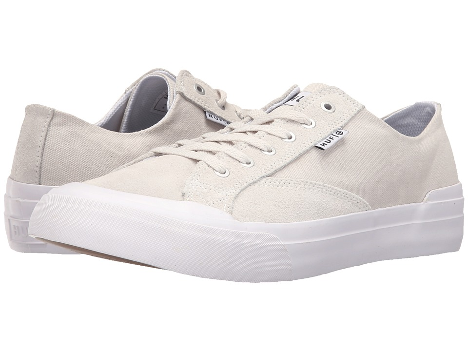 HUF - Classic Lo Ess (Bone White) Men's Skate Shoes