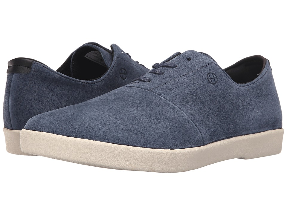HUF - Gillette (Navy/Black) Men's Skate Shoes