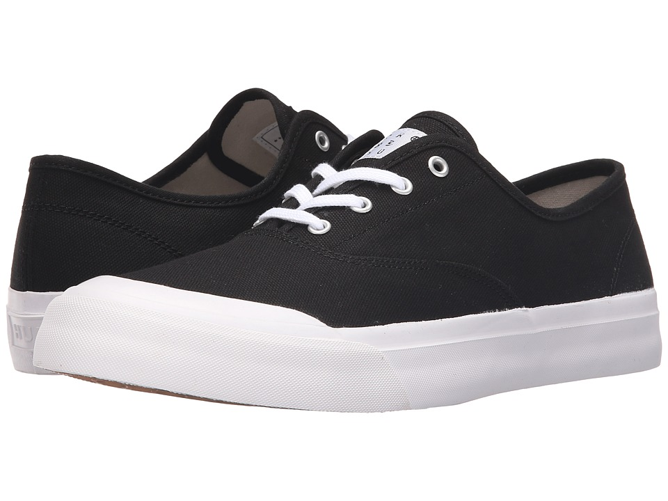 HUF - Cromer (Black Canvas) Men's Skate Shoes