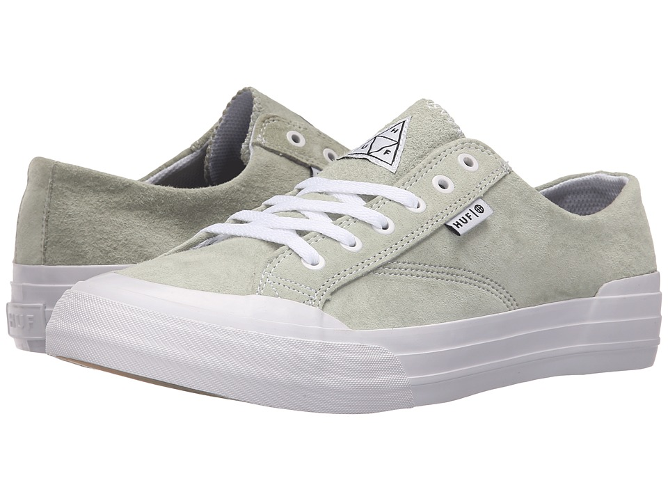 HUF - Classic Lo (Sage) Men's Skate Shoes
