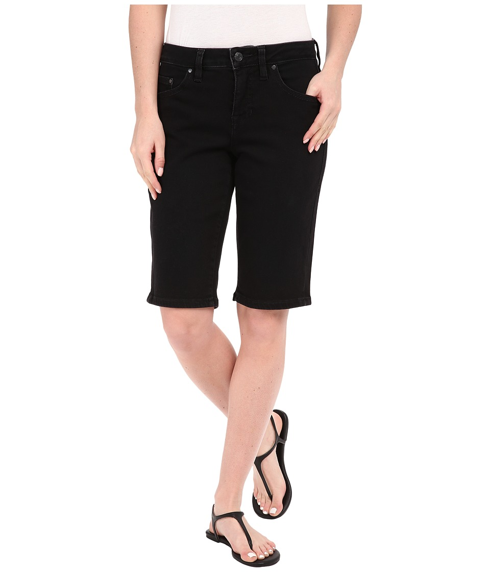 Jag Jeans - Willa Bermuda in Dolce Twill (Black) Women's Shorts