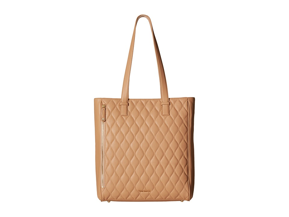 Vera Bradley - Quilted Leah Tote (Nude) Tote Handbags