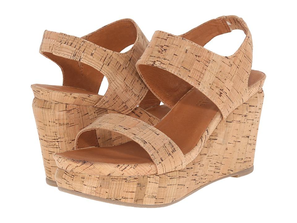 Gentle Souls - Juniper Barry (Cork) Women's Wedge Shoes