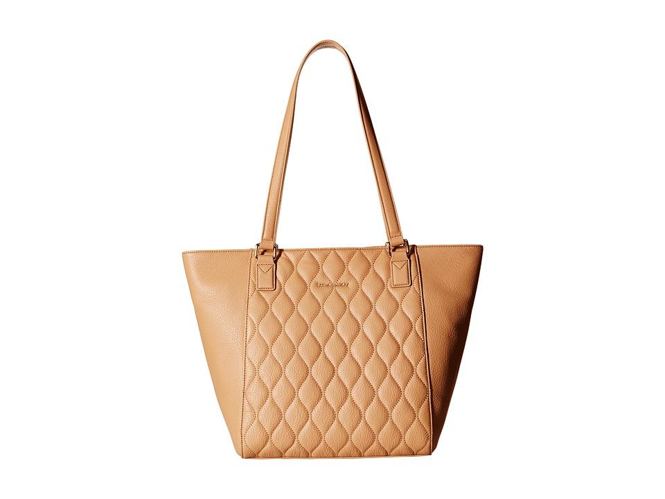Vera Bradley - Quilted Small Ella Tote (Nude) Tote Handbags