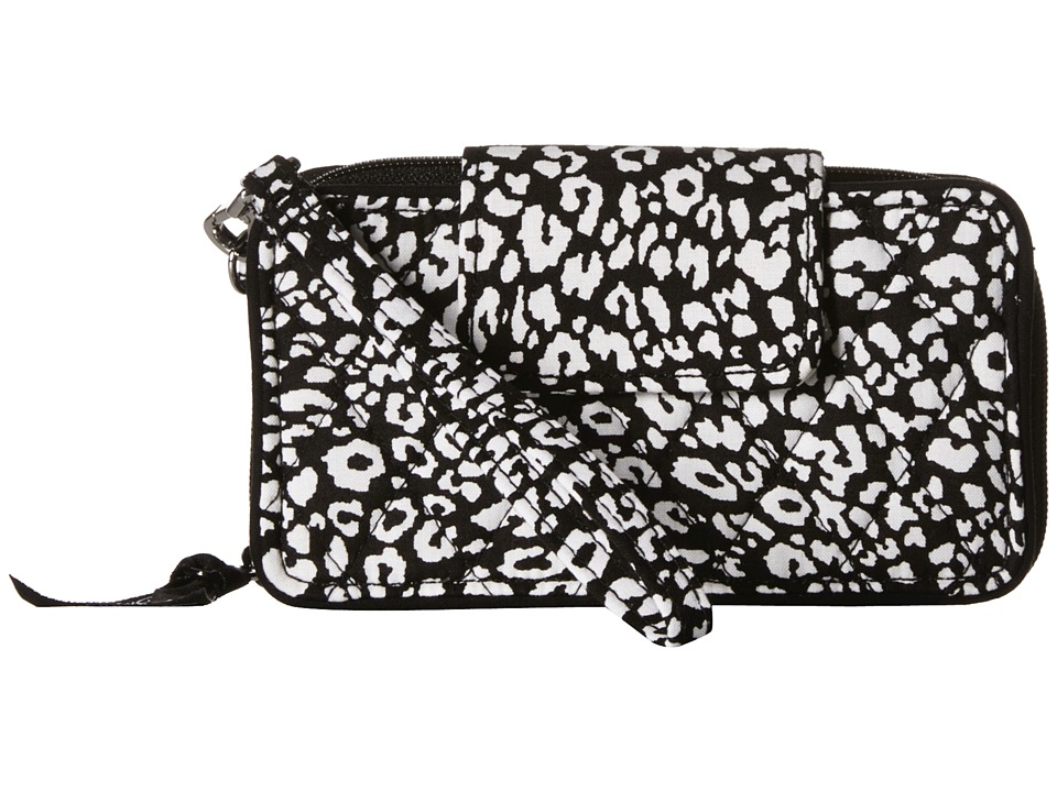 Vera Bradley - Smartphone Wristlet for iPhone 6 (Camocat) Clutch Handbags
