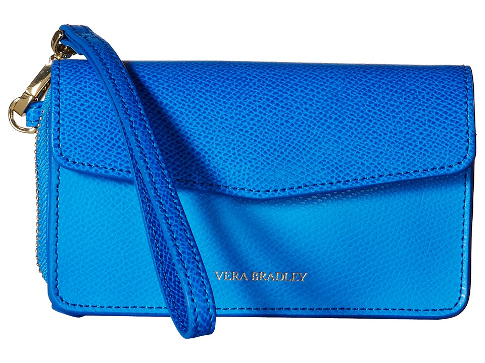 Vera Bradley - Smartphone Wristlet for iPhone 6 (Coastal Blue) Wristlet Handbags