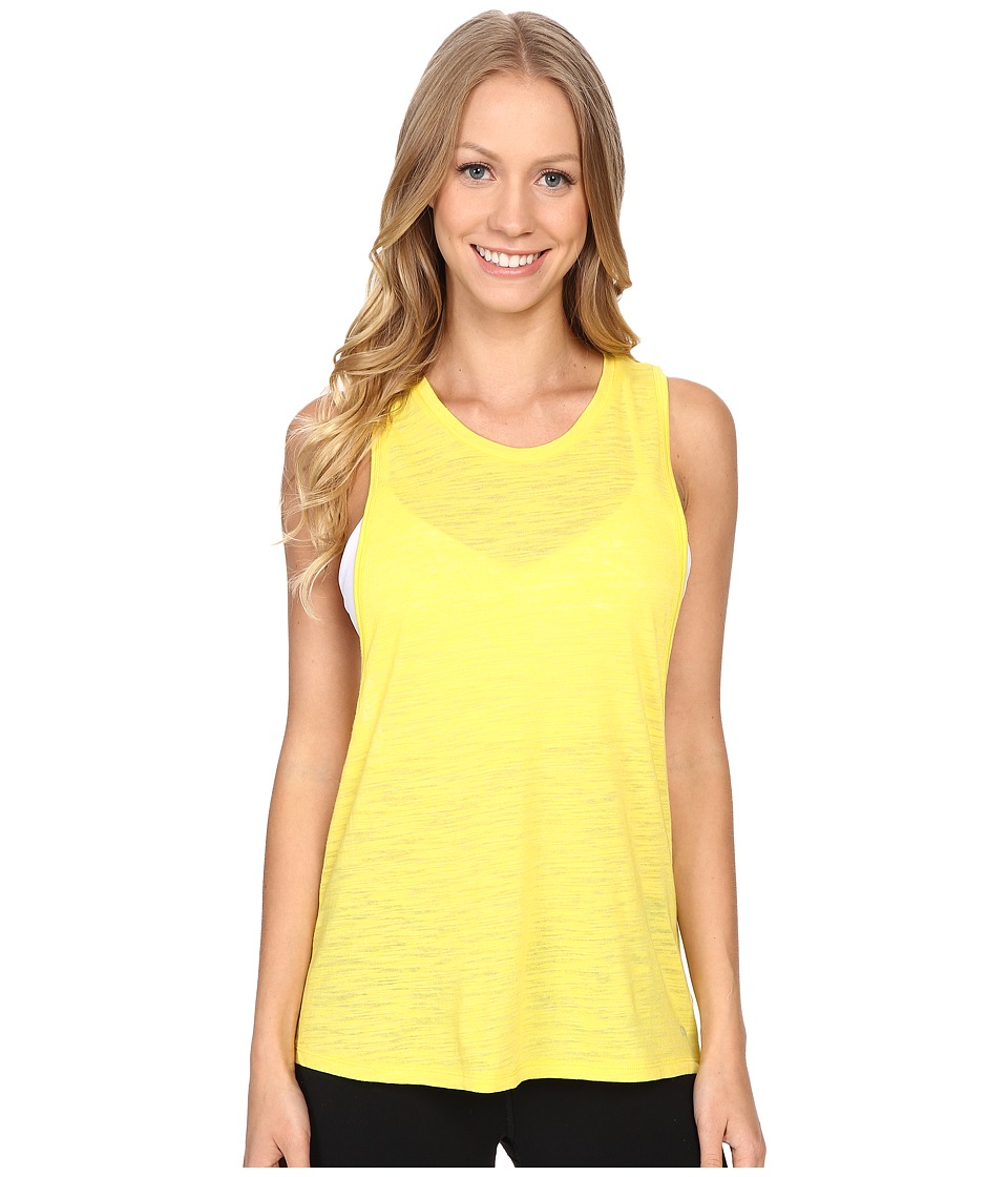 ALO - Breeze Tank Top (Zest) Women's Sleeveless