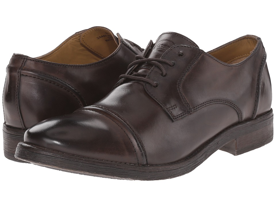 Base London - Dales (Cocoa) Men's Shoes