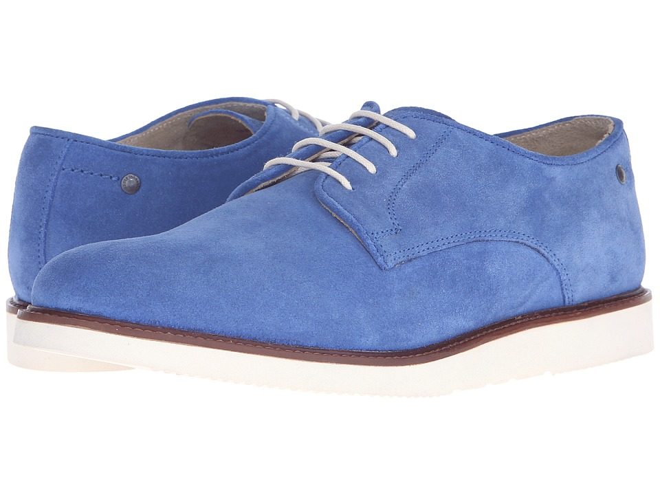 Base London - Garrick (Blue) Men's Shoes