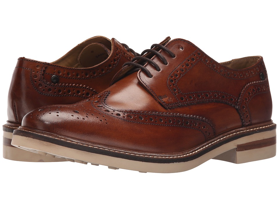 Base London - Apsley (Tan) Men's Shoes