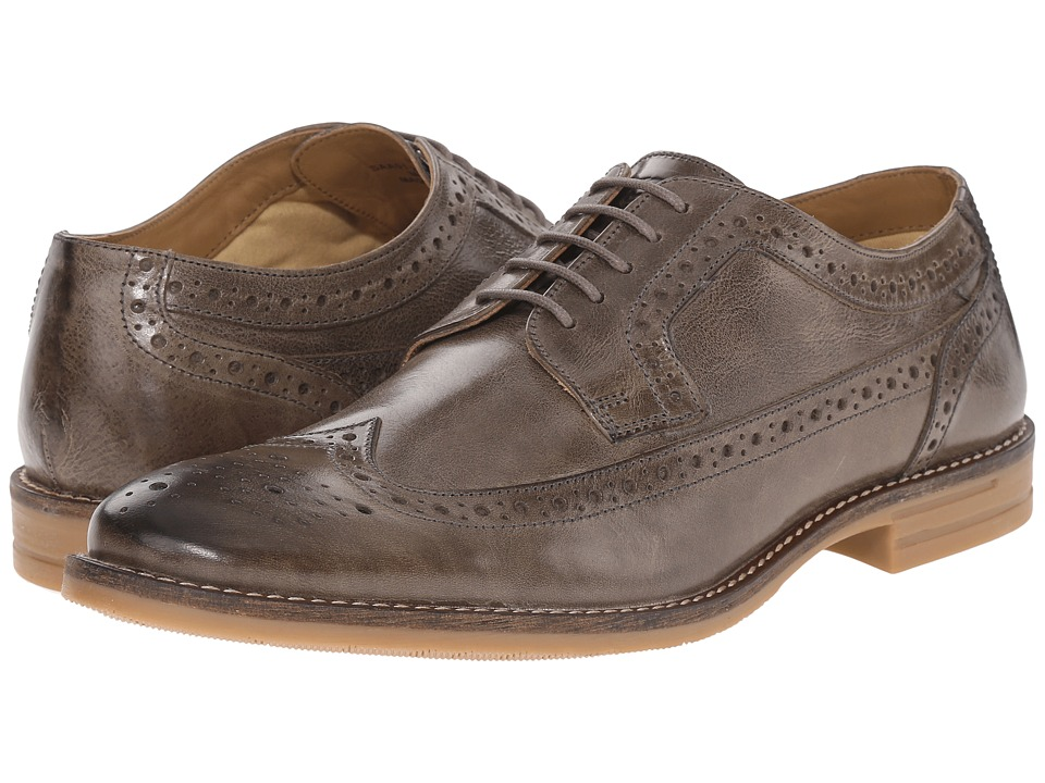 Base London - Milton (Grey) Men's Shoes