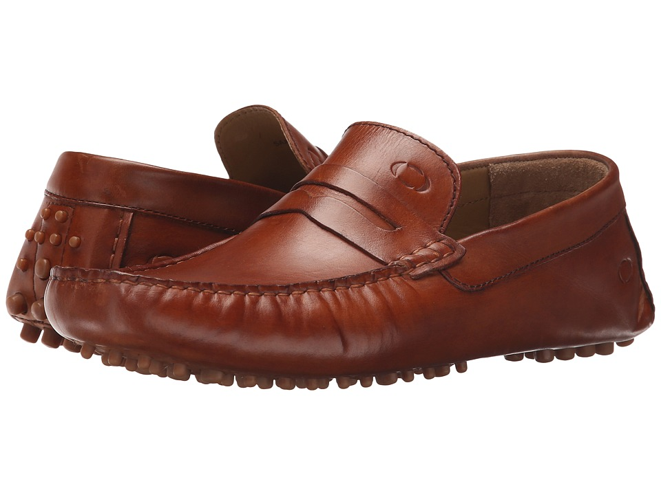 Base London - Morgan (Tan) Men's Shoes