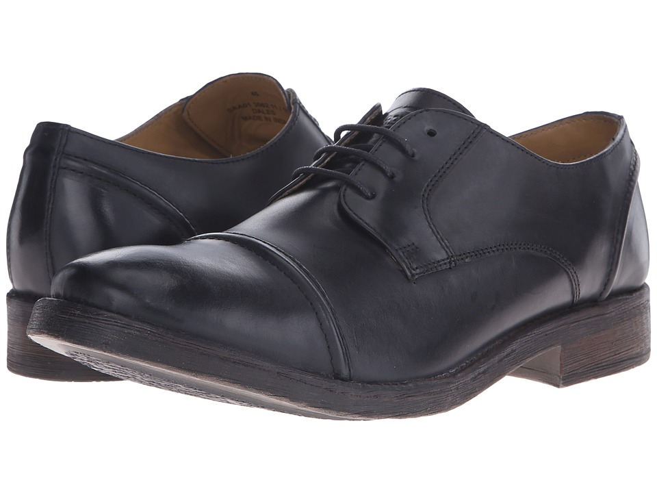 Base London - Dales (Black) Men's Shoes