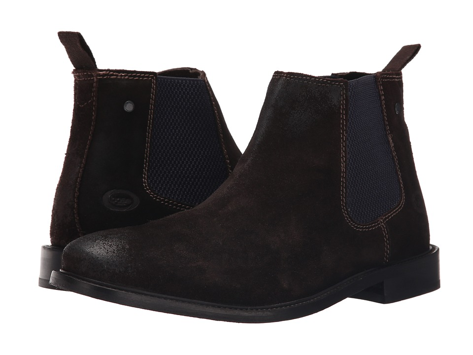 Base London - Scuttle (Brown) Men's Pull-on Boots