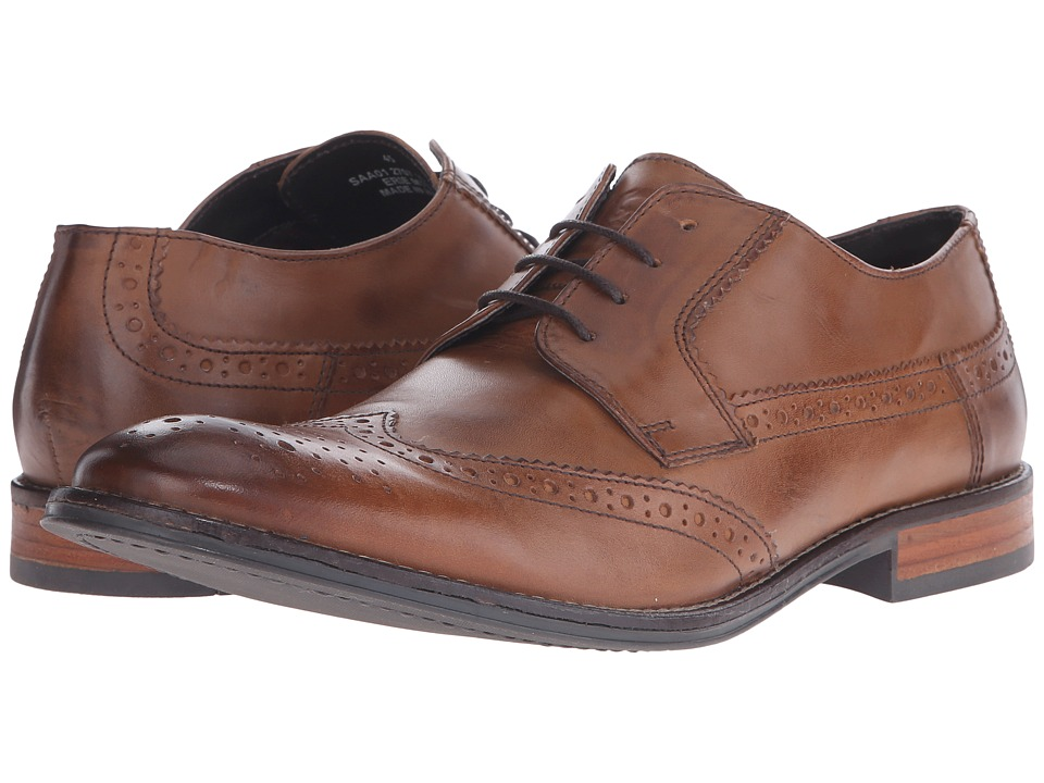 Base London - Erie (Tan) Men's Shoes
