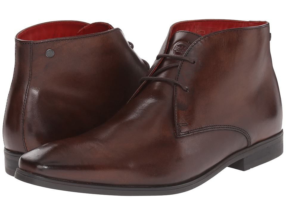 Base London - Henry (Brown) Men's Shoes