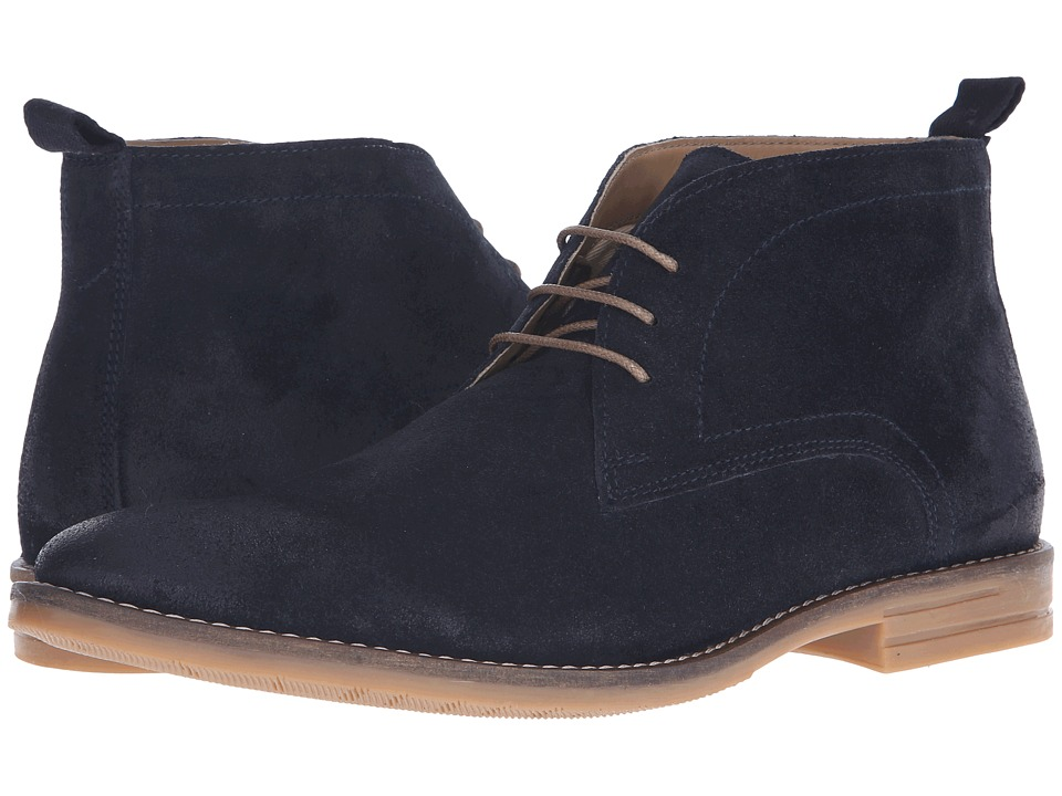 Base London - Dore (Navy) Men's Shoes
