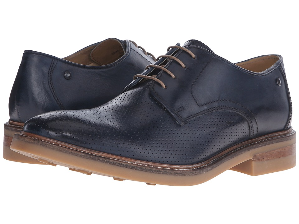 Base London - Stanford (Navy) Men's Shoes