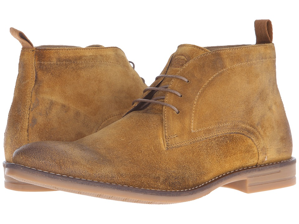 Base London - Dore (Mustard) Men's Shoes