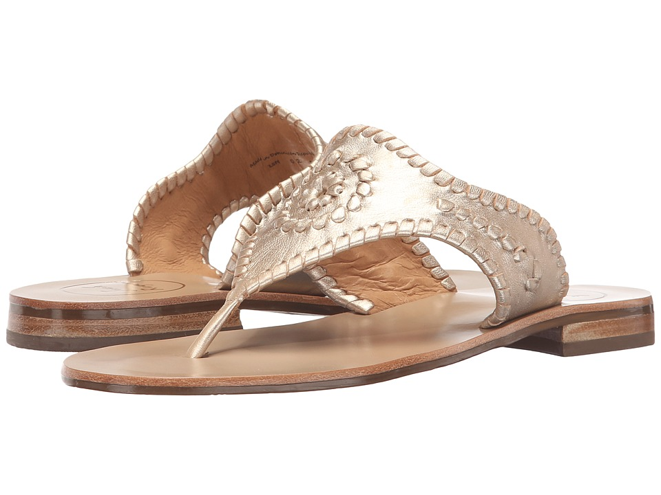 Jack Rogers - Blair (Platinum) Women's Sandals