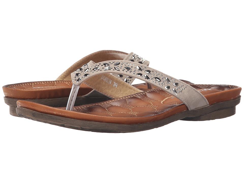PATRIZIA - Soren (Taupe) Women's Sandals