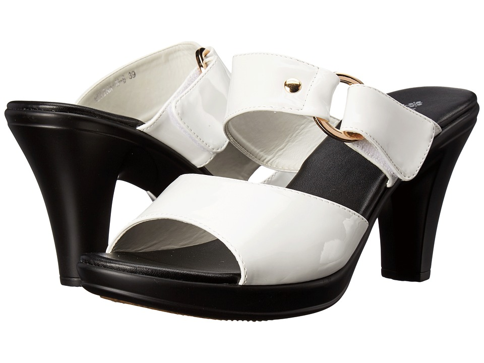 PATRIZIA - Nerina (White) High Heels