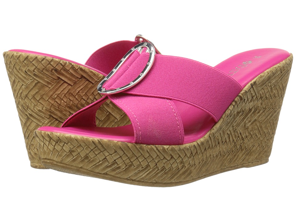 PATRIZIA - Mimosa (Pink) Women's Wedge Shoes