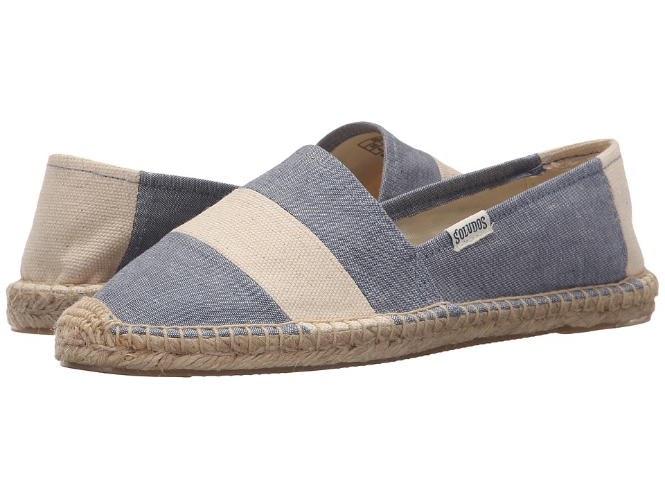 Soludos - Original Barca (Chambray Natural) Women's Shoes