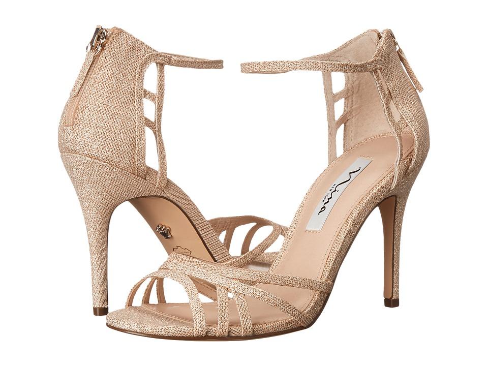 Nina Callie (Champagne) High Heels