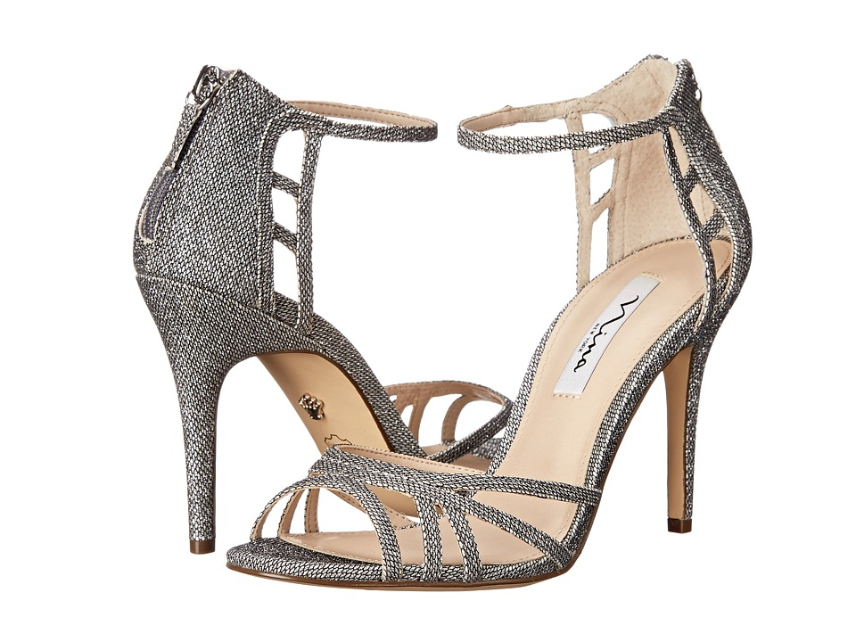 Nina - Callie (Gunmetal) High Heels