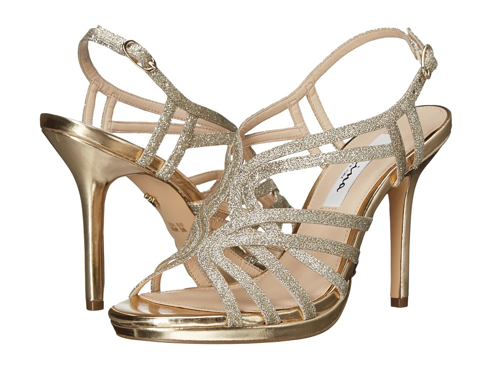 Nina - Raisa (Platino Glaze) High Heels