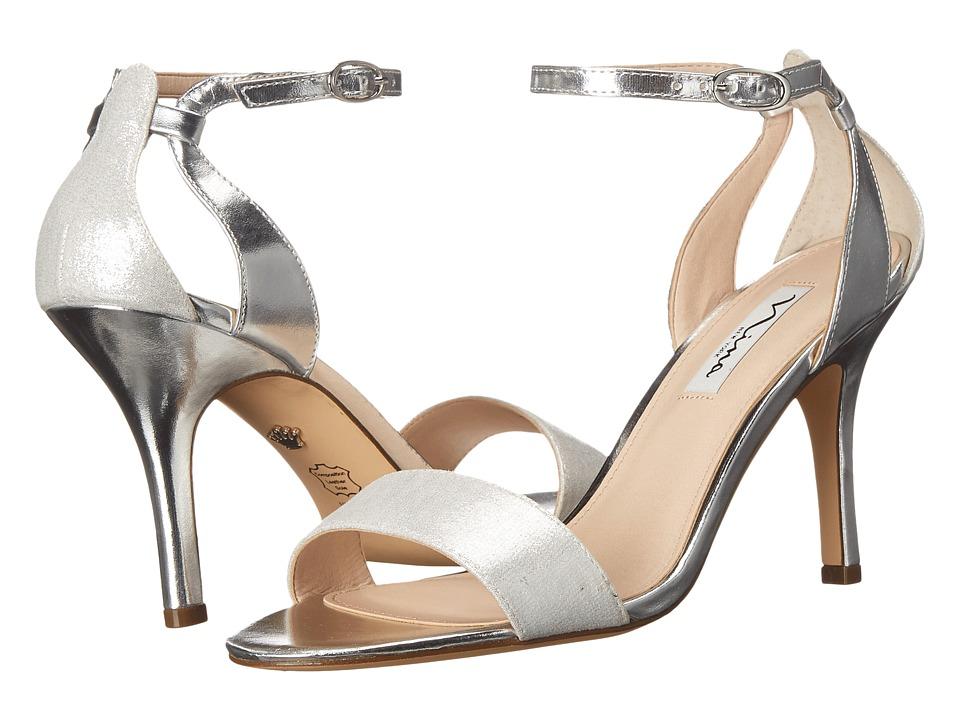 Nina - Venetia (Silver) High Heels