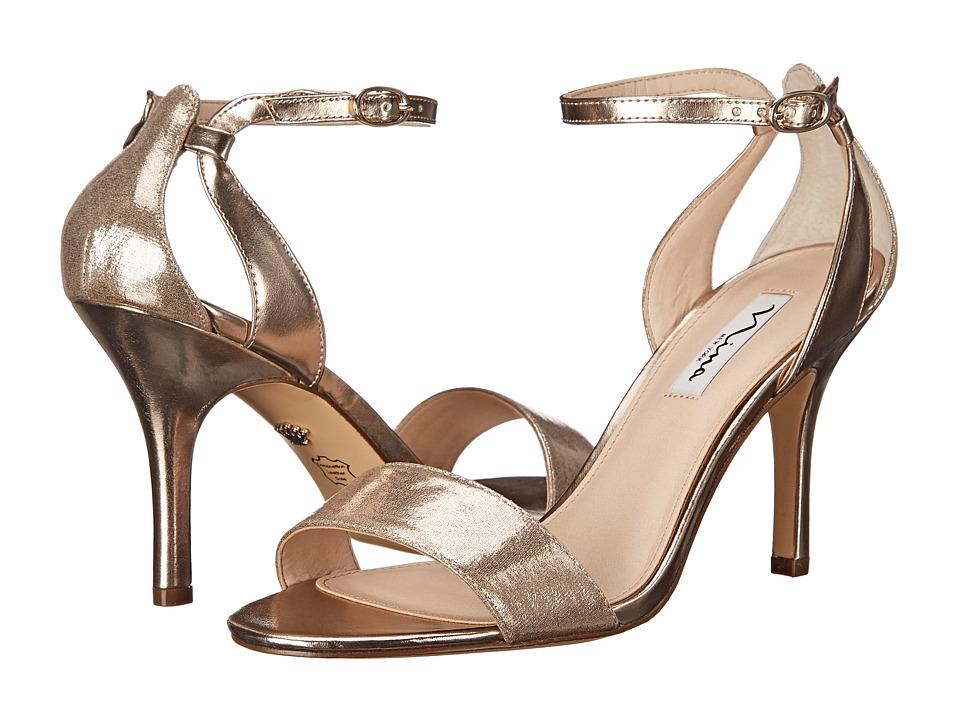 Nina - Venetia (Taupe) High Heels