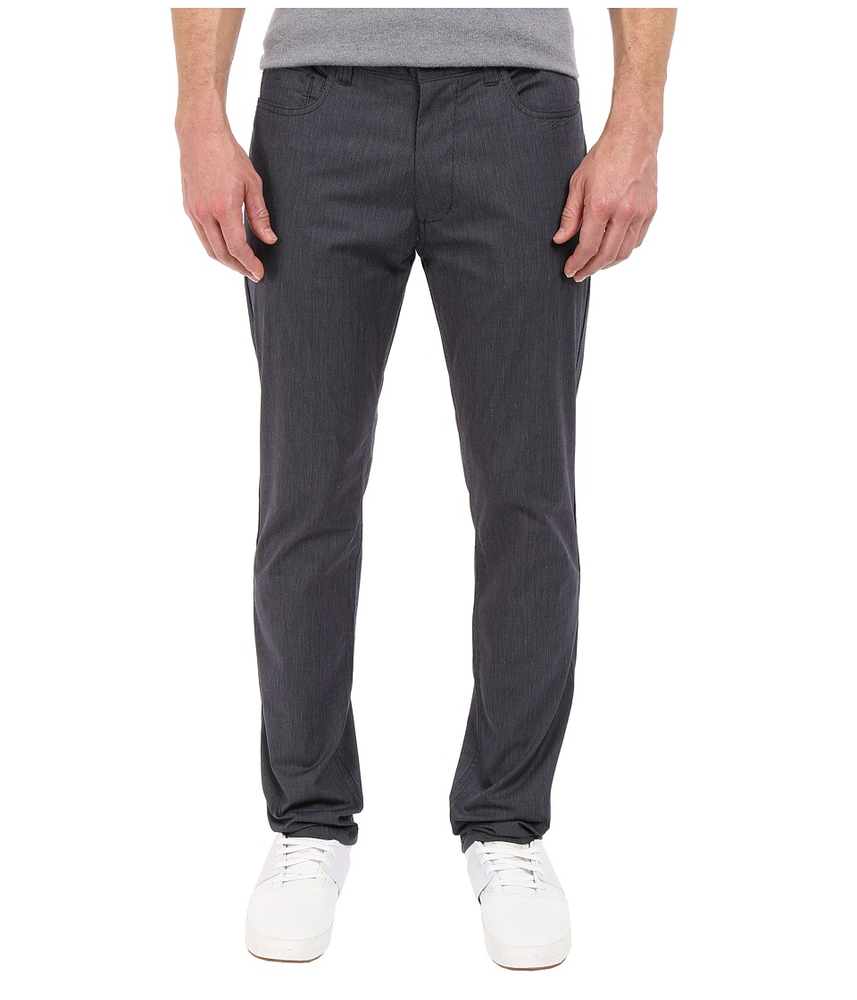 Kenneth Cole Sportswear - Slim Five-Pocket Pants (Indigo Combo) Men's Clothing