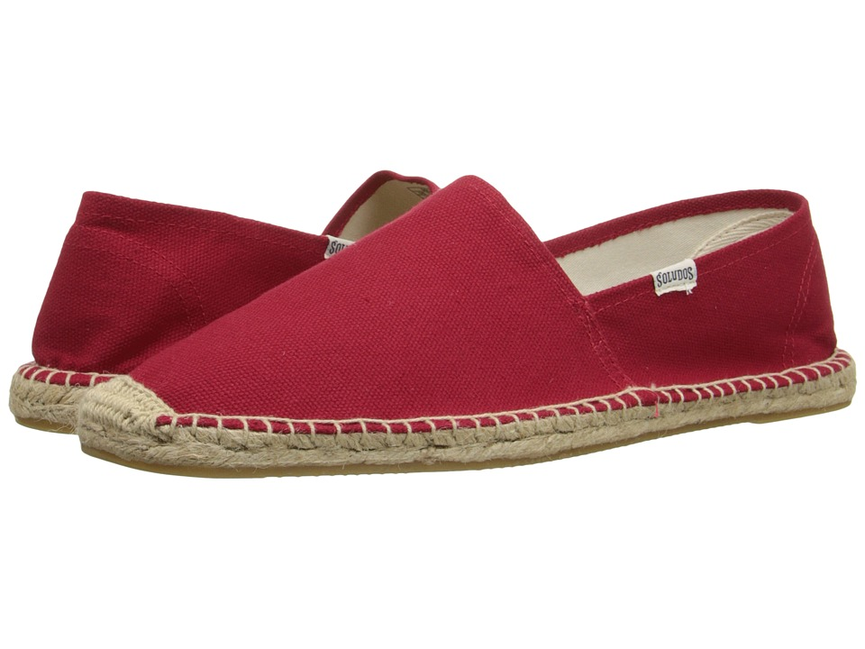 Soludos - Original Dali (Red) Men's Flat Shoes