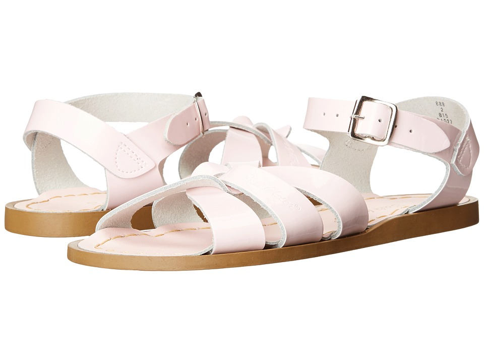 Salt Water Sandal by Hoy Shoes - The Original Sandal (Toddler/Little Kid) (Shiney Pink 1) Girls Shoes
