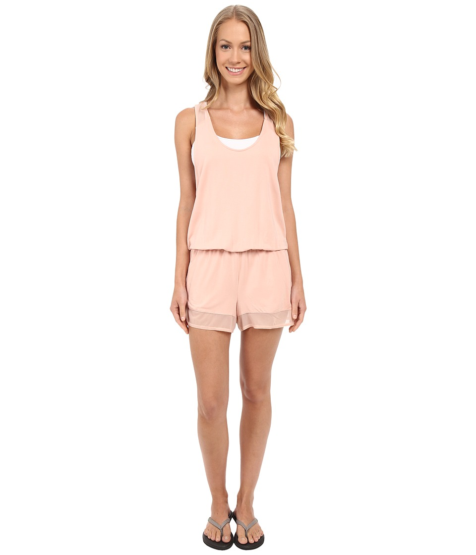 ALO - Tranqulity Romper (Shell/Shell) Women's Jumpsuit & Rompers One Piece