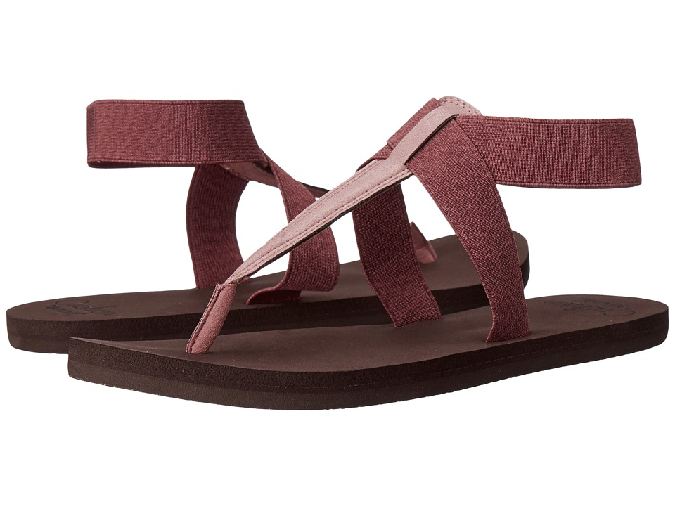 Reef - Cushion Moon (Rose) Women's Sandals
