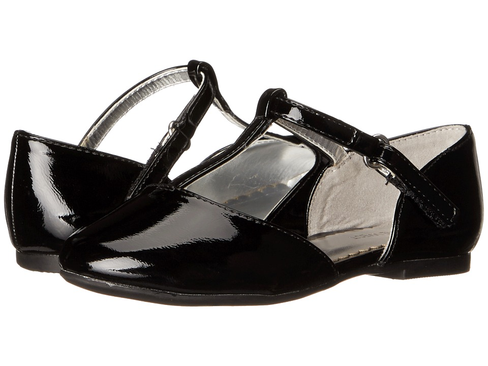 Nine West Kids - Fiorenza (Toddler/Little Kid) (Black) Girl