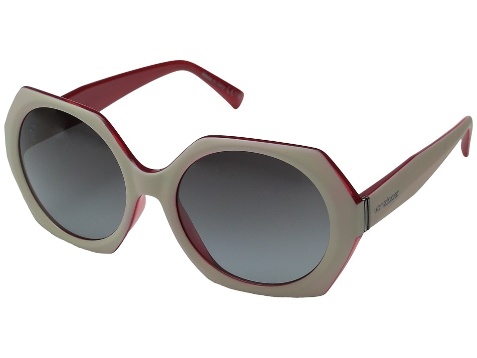 VonZipper - Buelah (Sand Ruby/Grey Gradient) Sport Sunglasses