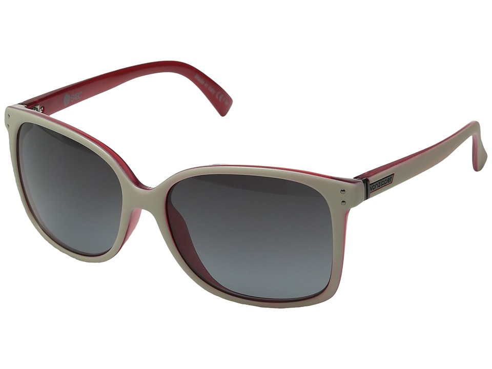 VonZipper - Castaway (Sand Ruby/Grey Gradient) Sport Sunglasses
